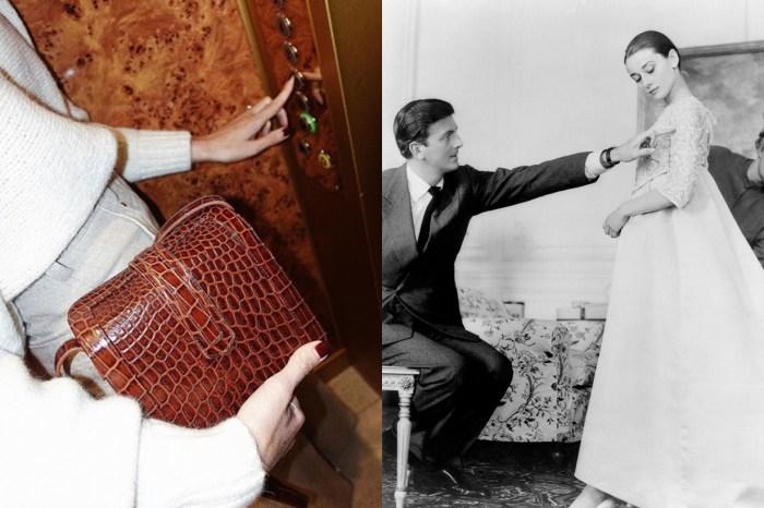 帶有法式優雅的影子?這個手袋品牌的主理人,竟與 Givenchy 有這樣的關係!