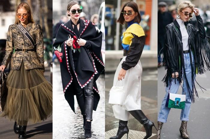 #SS19 Couture:30+ 優雅身影,高訂時裝週期間的巴黎街拍照「很高質」
