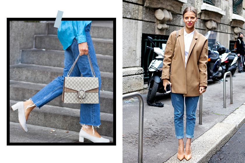 heels street style