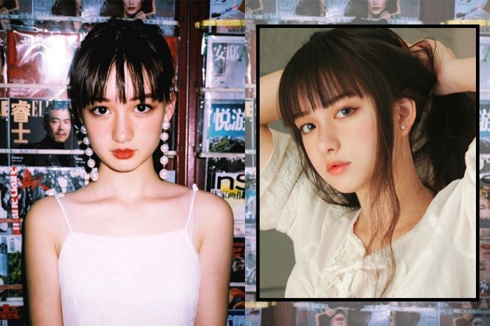 瞬間登上中日韓三地熱搜榜,這位 18 歲純天然美女你必要認識!