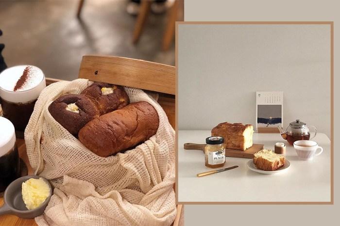 吃個麵包也治癒感滿滿,所說的是在韓國 IG 洗版的「手撕麵包」!