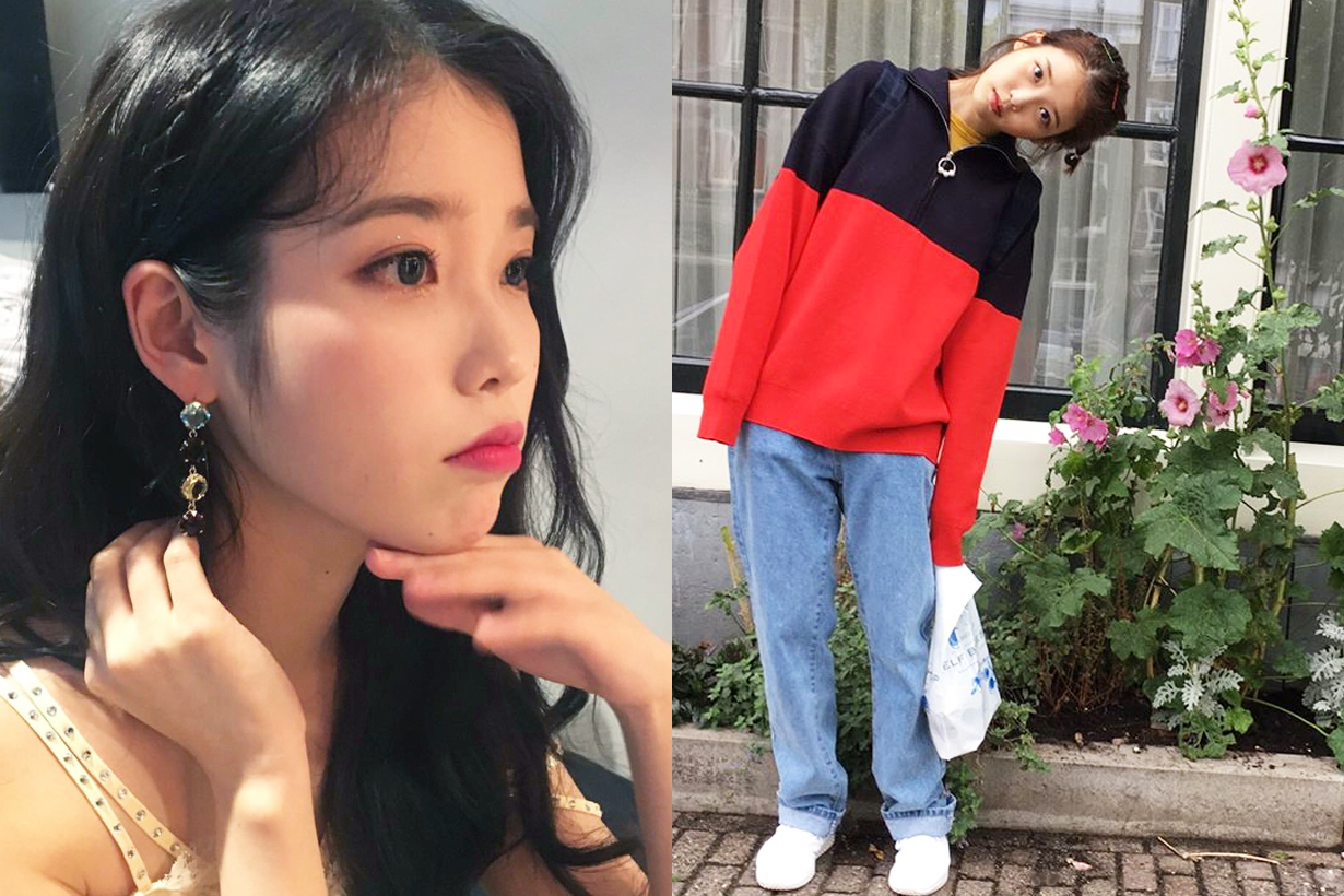 IU Lee Ji Eun accused Land speculation Kakao M claimed Korean Government Great Train Express K Pop Korean Idols celebrities singers