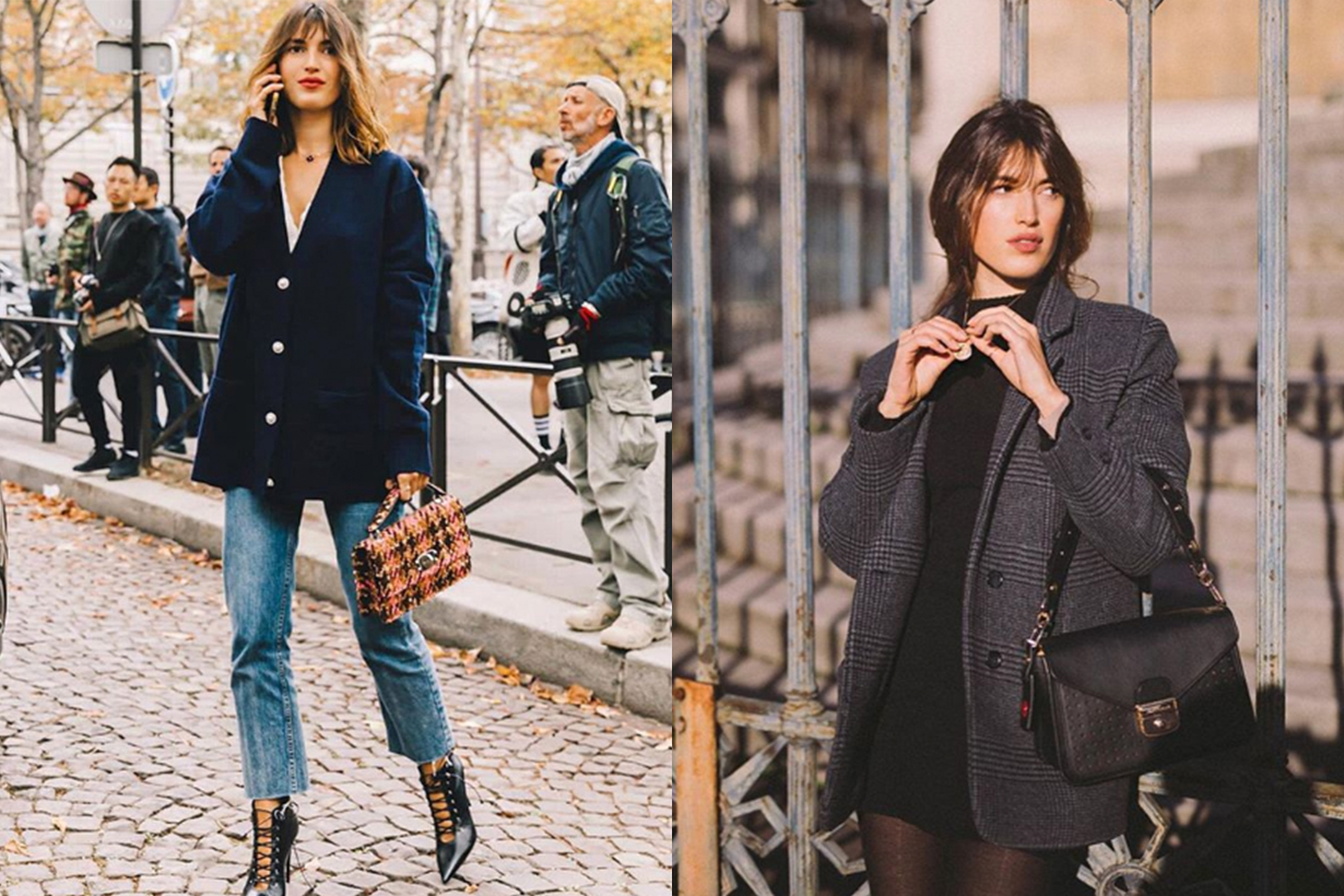 Jeanne Damas Shares French woman's guide to dressing for winter