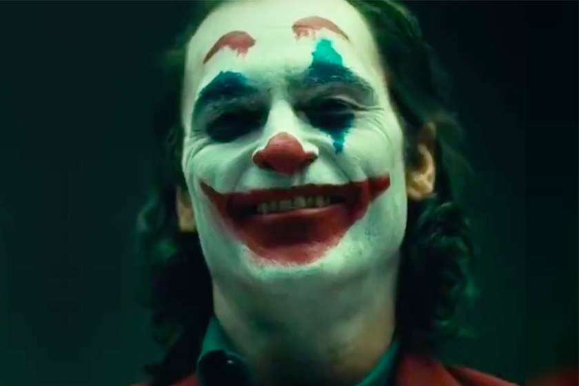 joker Joaquin Phoenix zazie beetz script rewritten filming