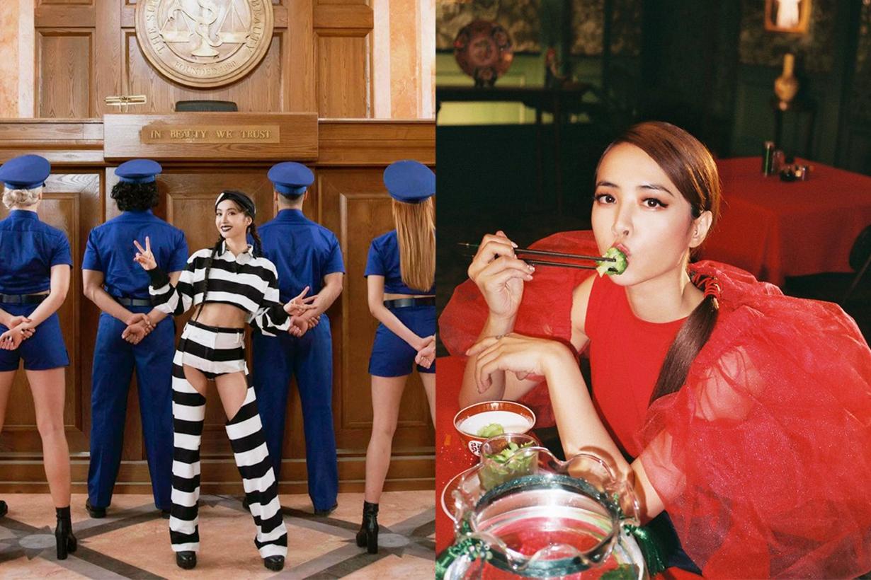 Jolin Tsai Jolin Cai MV Ugly Beauty Abs Keep Fit Lose Weight Healthy Diet Celebrities Weight Control Tips