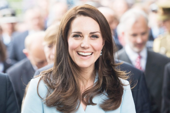 Kate Middleton 37 歲生日這樣渡過,而 Meghan 又為何缺席?
