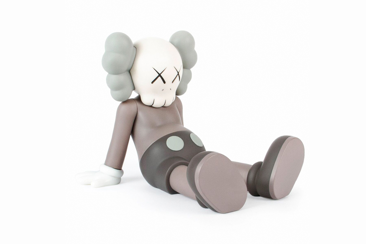 kaws holiday taiwan taipei exhibition reveal limited product jjlin