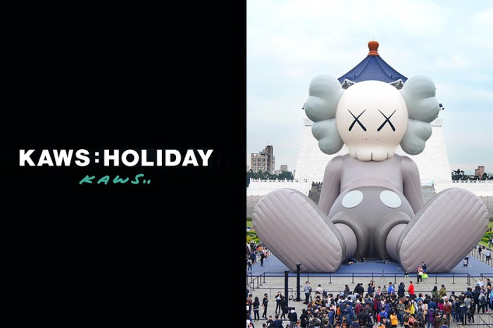 光試做就花費 600 小時!KAWS 創作至今最大 36 米巨作,已經乖乖坐在台北了!