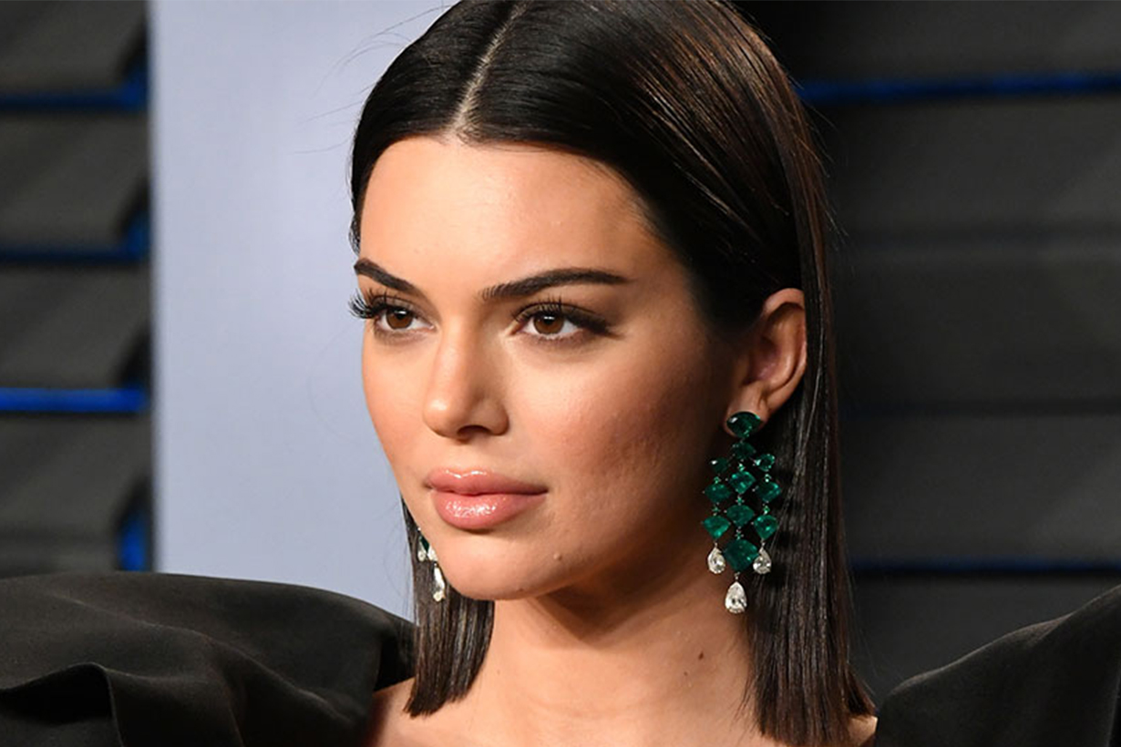 Kendall Jenner responds to backlash over her acne advert
