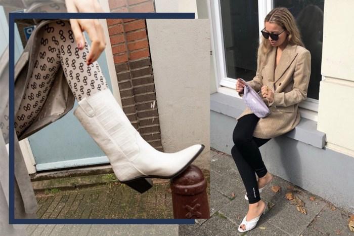 穿 Leggings 不再是「頹」!5 種潮流穿法,證明它是今年最紅單品