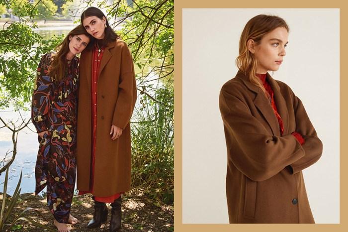 平價品牌 Mango 這件大衣到底有甚麼吸引之處,讓荷里活明星都爭著入手?