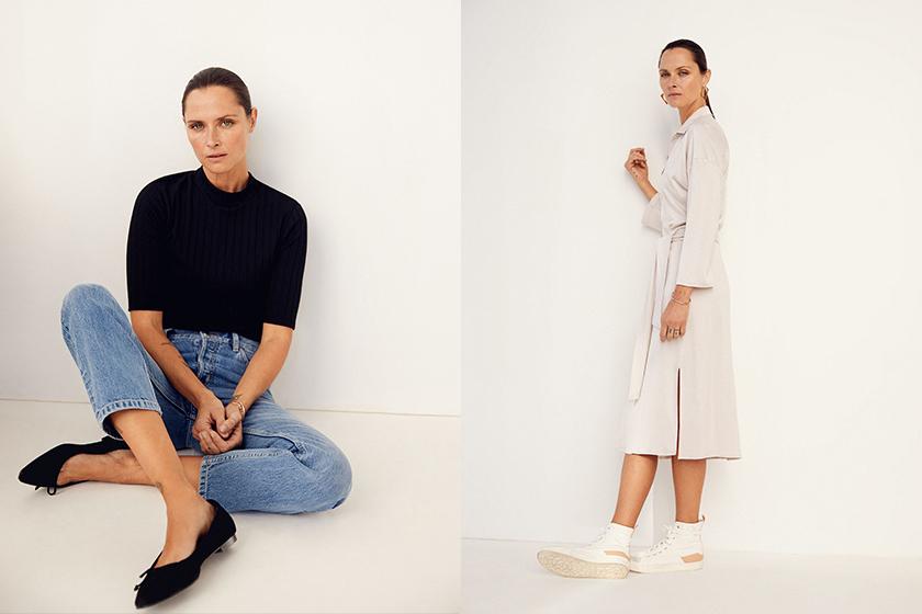 mango ss2019 lookbook minimalist collection