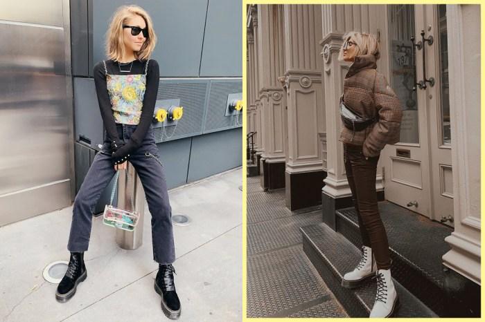 走過冬季也能持續穿到春夏,看看穿搭潮人如何用 Dr. Martens 搭襯各種風格!