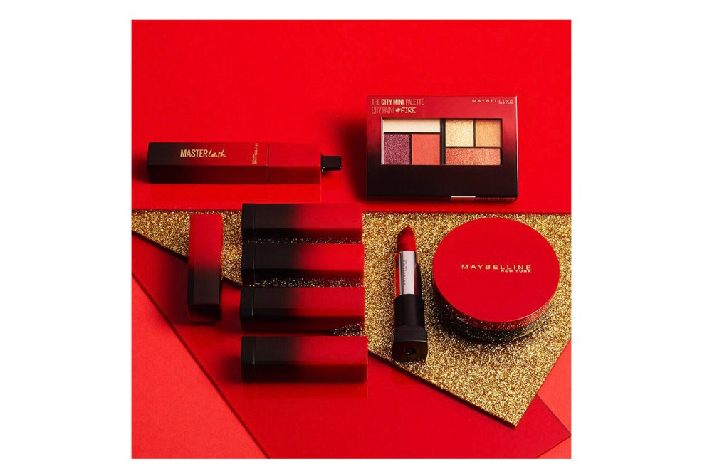 Maybelline New York Chinese new year makeup mahjong collection