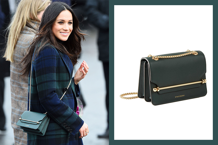 meghan-markle-Strathberry-bag
