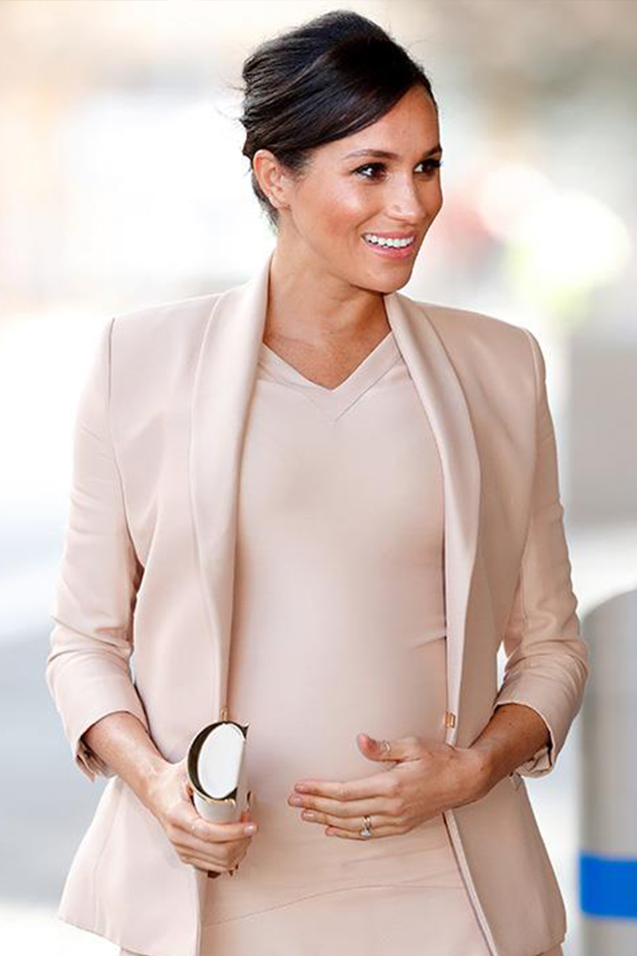Meghan Markle Beige Outfits