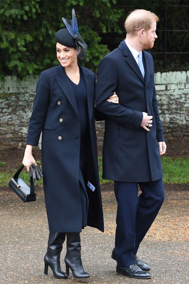 Victoria Beckham Comments On Meghan Markle Wore Her Designs