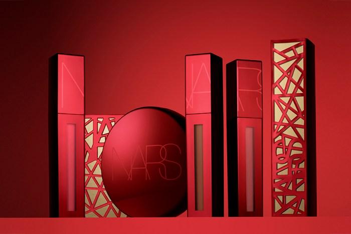 Nars 推出幸運紅色的 BB Cushion,新年就帶著它去拜年吧!