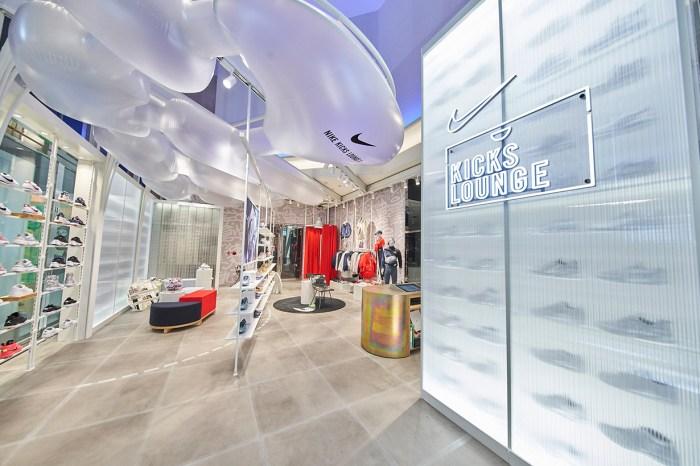 Nike 新店舖大有來頭,波鞋控來台北信義區一定要朝聖的 3 個理由!