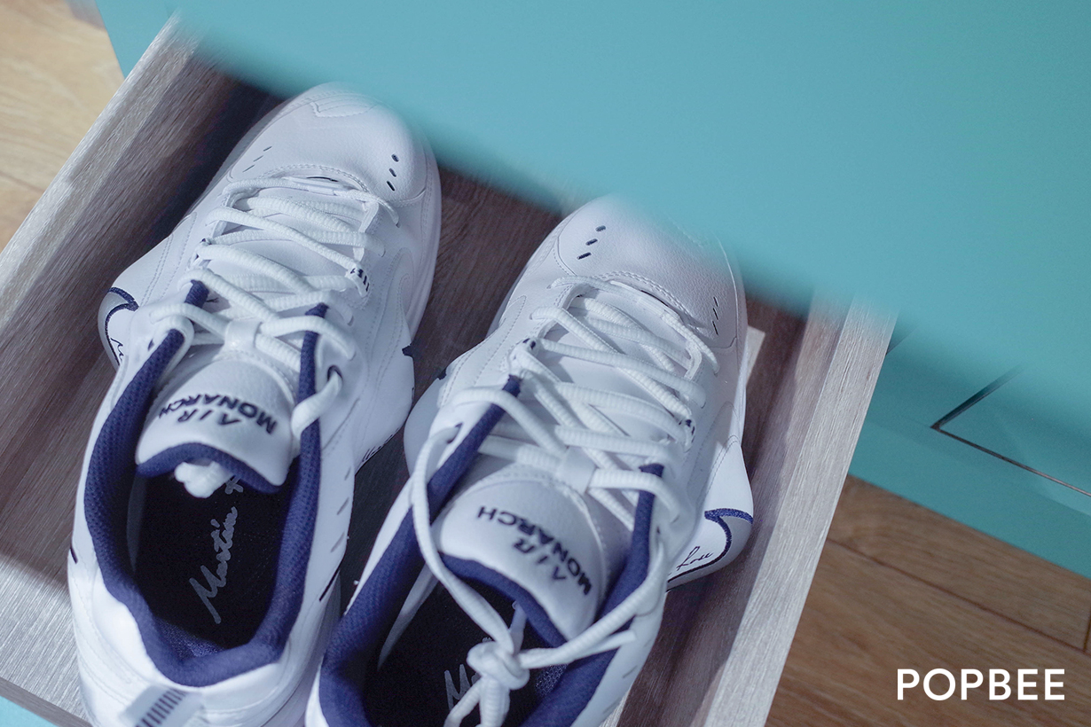 nikelab martine rose air monarch unboxing release taiwan
