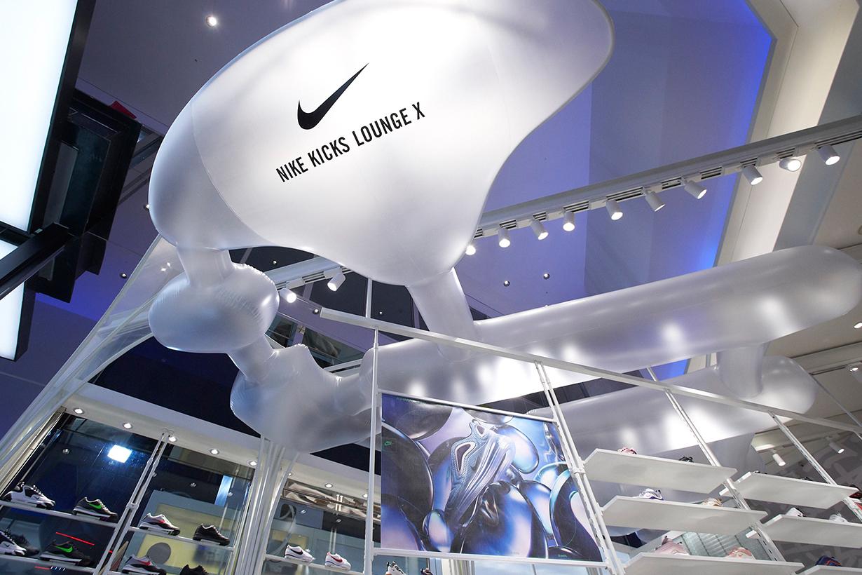 Nike Kicks Lounge X a11 xin yi sneakers air max 720 taipei