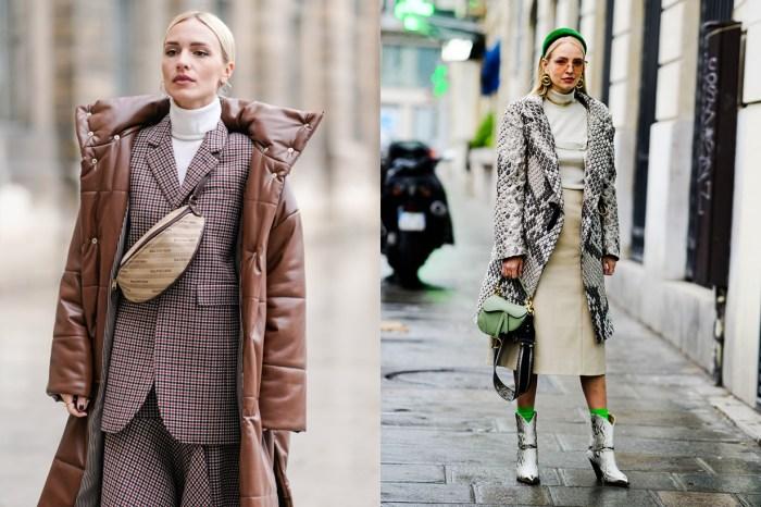 要與巴黎女生看齊,她們選了氣質、氣勢兼具的 5 對鞋!