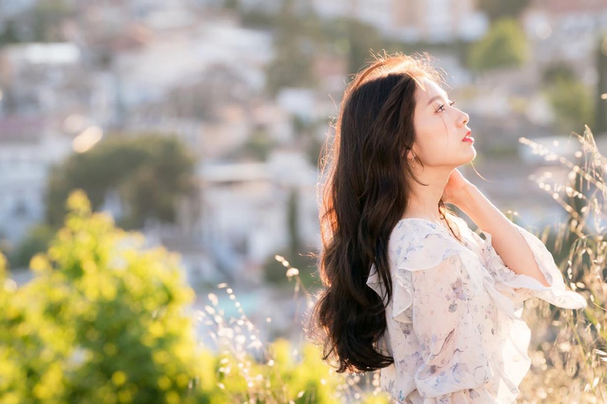 Park Shin Hye Hyun Bin Memories of the Alhambra K Drama Korean Drama Ryo Hair scalp care hairstyles hair caring tips Korean Idols celebrities actors actresses