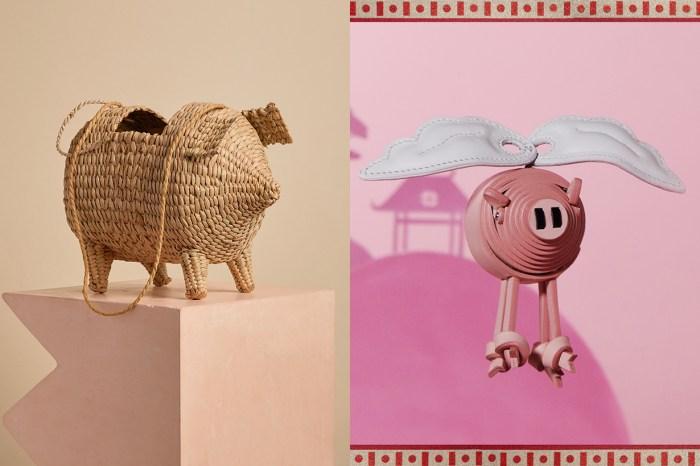 農曆新年「豬仔包」大盤點!被各大品牌的幸福豬萌倒了
