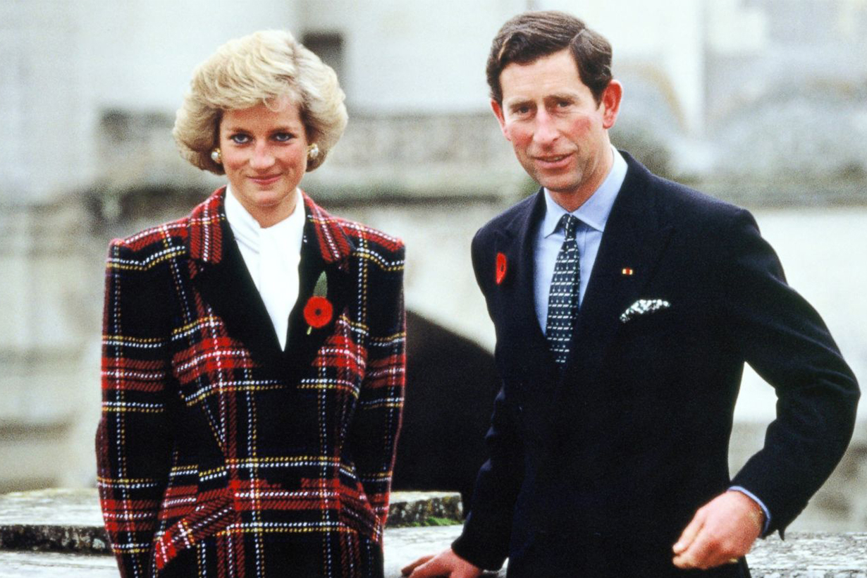 Prince Charles and Princess Diana's Marriage Was Doomed Moment