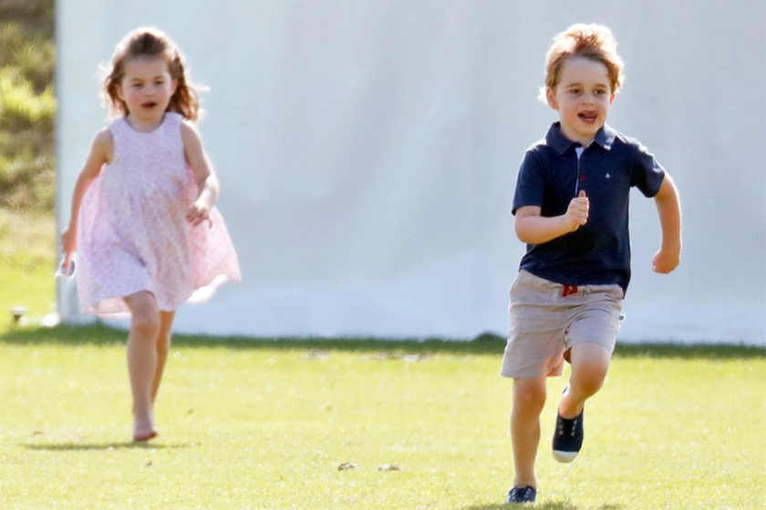 prince-George Princess Charlotte