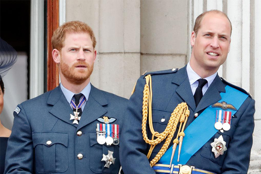 prince william celebrities turned down mental health charity