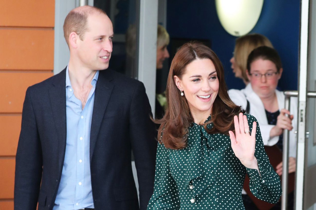 Kate Middleton Prince William Prince George Princess Charlotte Prince Louis  London Air Ambulance RAF East Anglian Air Ambulance Carole and Michael  James and Pippa British Royal family