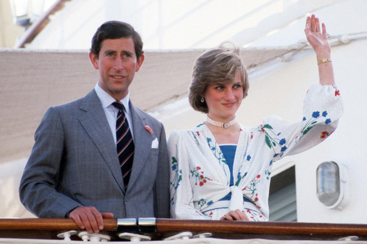 Princess Diana Forgot Her Wedding Anniversary With Prince Charles