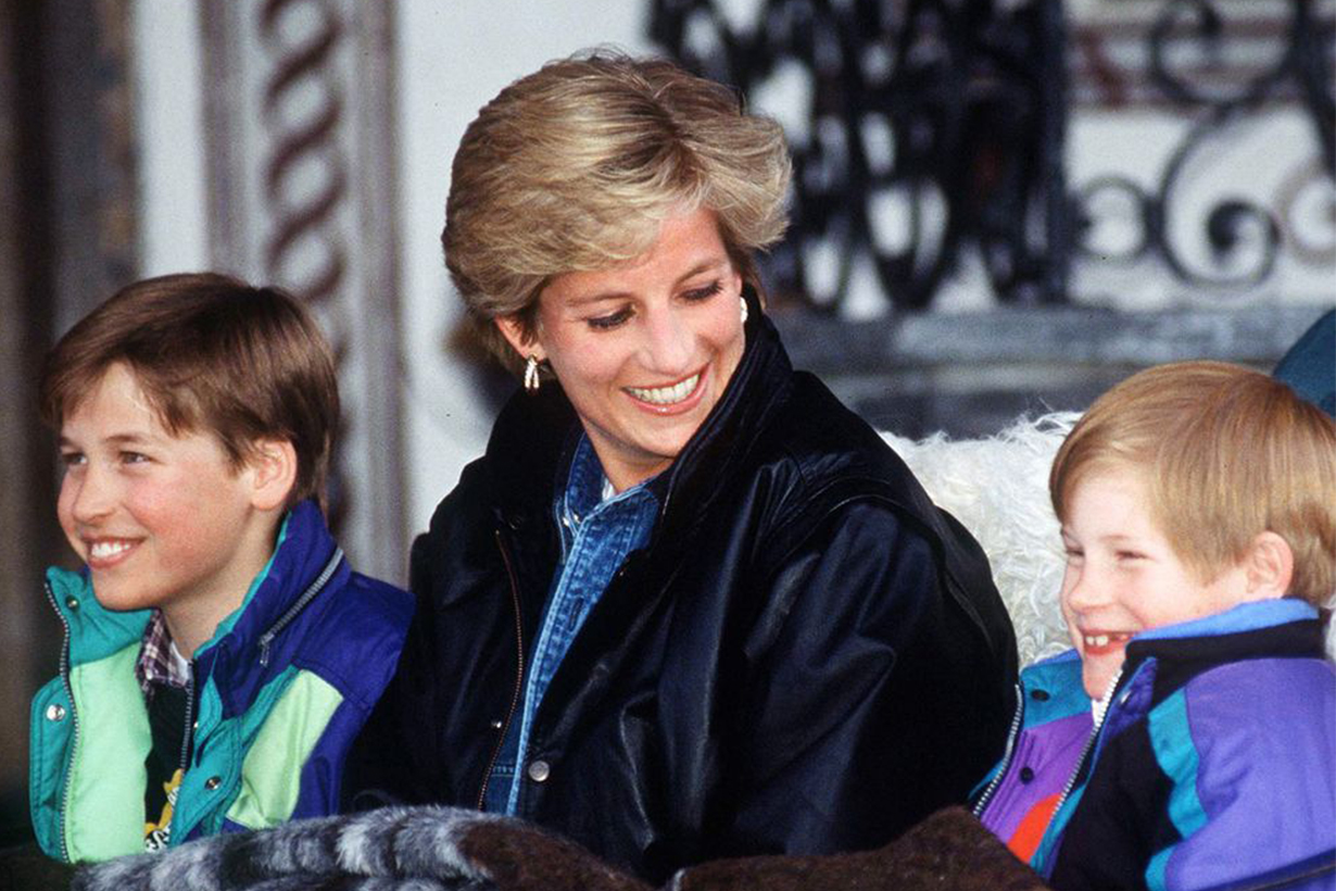 Princess Diana Always Wanted a Daughter