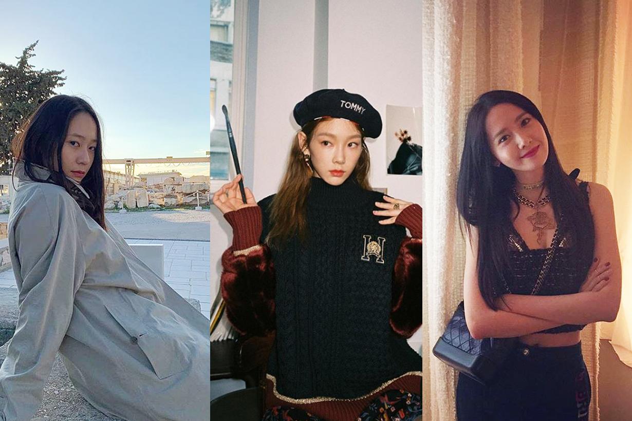 The 100 most beautiful faces of K Pop 2018 Red Velvet Irene Yoona Suzy Twice Chou Tzy Yu Blackpink Jisoo Krystal Taeyeon Girls Generation Jennie Nana Mina Korean Singers Celebrities Idols