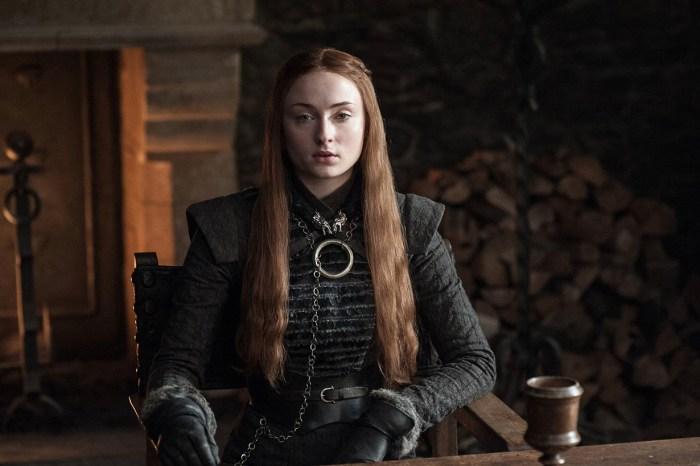 幕後秘辛:Sophie Turner 爆料拍攝《Game of Thrones》時,不能接受這個「噁心的要求」!