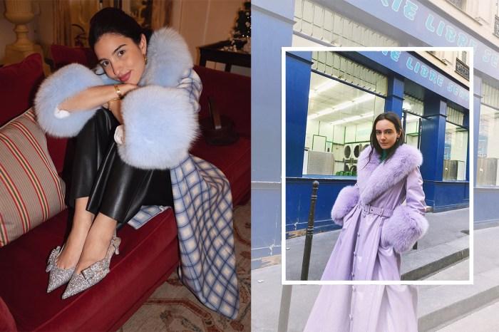 在 Instagram 出現率極高的皮草大衣,紅到讓許多名人即使撞衫都想要擁有!