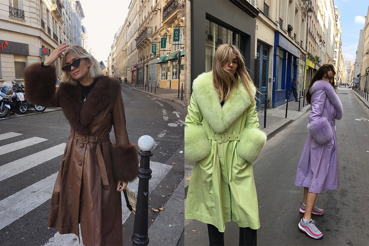 The Most Highly Documented Coat on All of Instagram