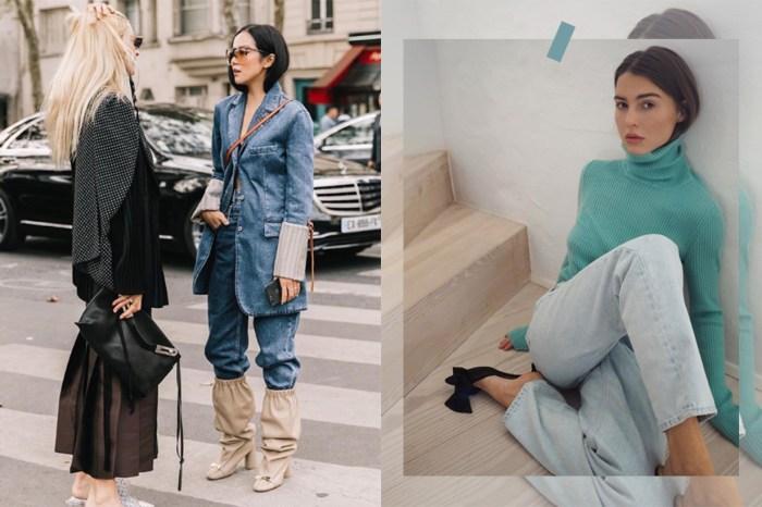 嬌小女生的 Baggy Jeans 穿搭法:鬆袴袴的牛仔褲也未必顯矮!