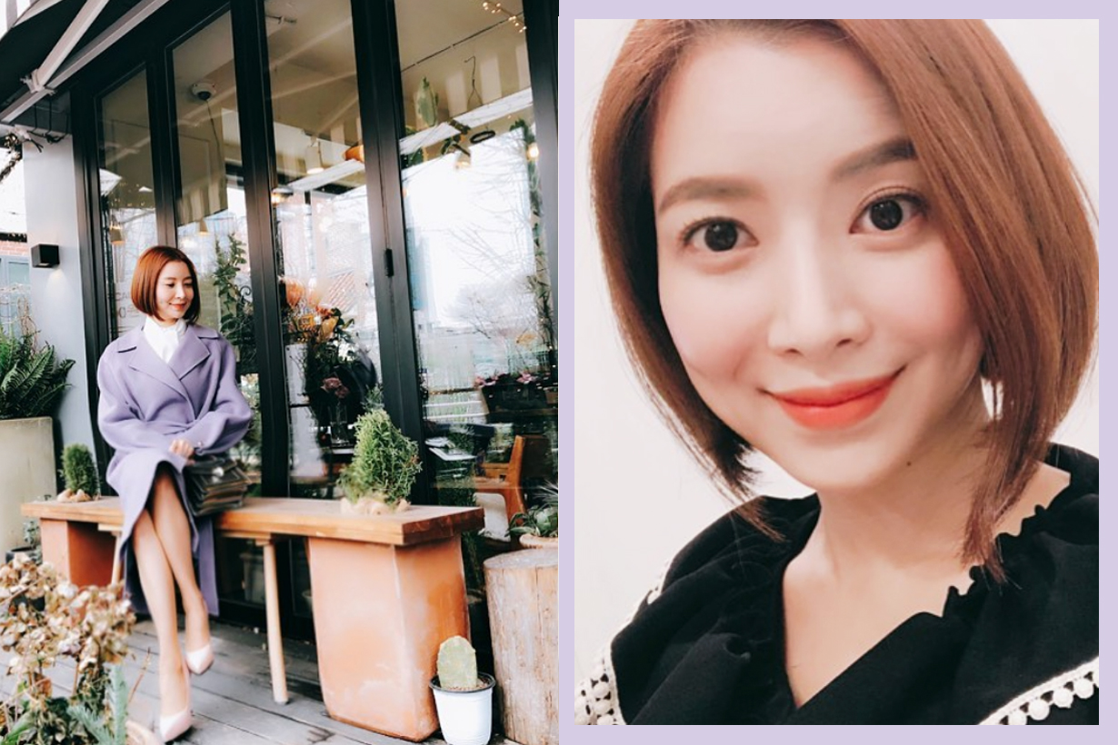 Sky Castle Yoon Se Ah 41 years old korean celebrities idols actresses JTBC Guardian: The Lonely and Great God Celebrities skincare tips pigs skin