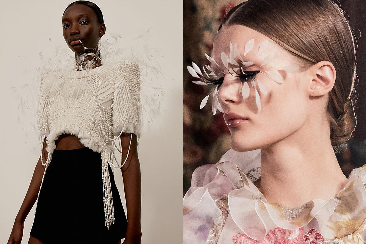 SS 2019 Couture Spring 2019 beauty trends