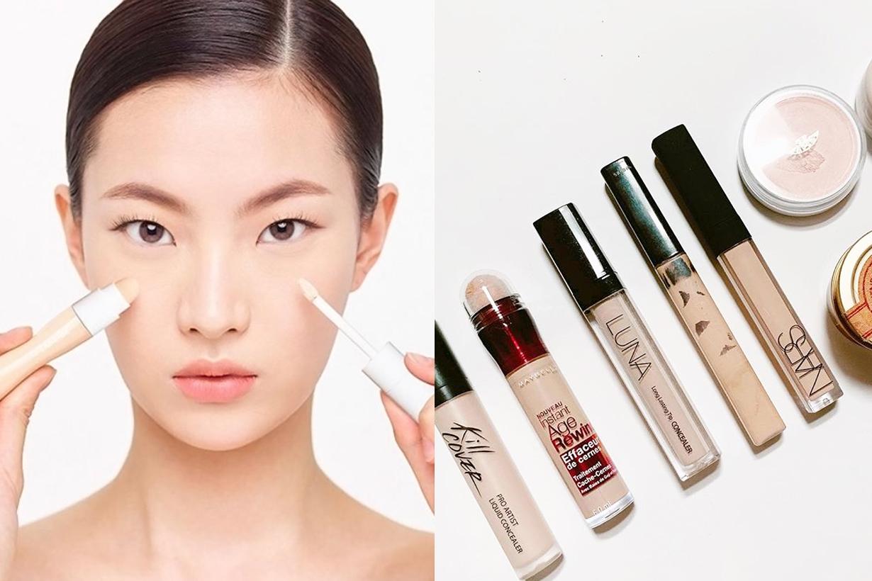 Tarte Shape Tape concealer  2018 Best concealer Instagram's beauty resource trendmood1 Concealer cosmetics makeup netizens voting
