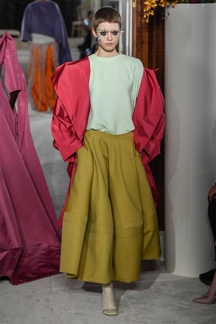 Valentino 2019 Spring Couture By Pierpaolo Piccioli