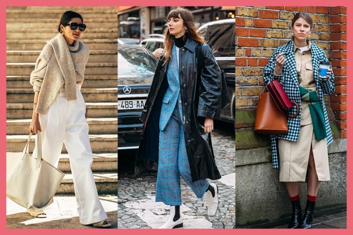 一、二月穿搭靈感:2019 年由變時尚開始,60 個保暖又好看的冬日街拍造型!
