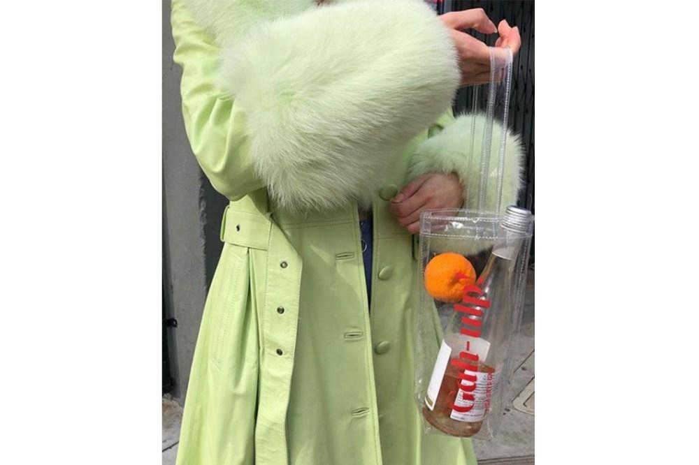 90S Colour Coat