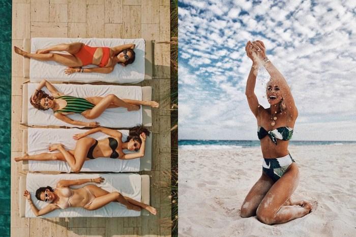 準備迎接夏天來臨!Amazon 上就能發現的 2019 年 9 大泳衣趨勢!