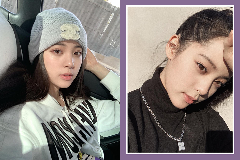 Nana Ou-Yang Winter Makeup Skincare Tips