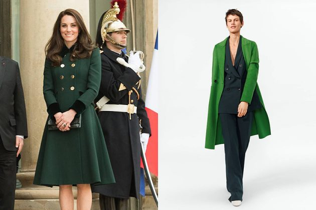 Royal Celebrities Fashion Style Kate Middleton Trends