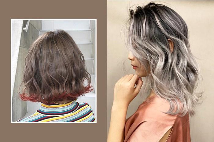 跟上日韓女生們都在瘋的 2019 染髮潮流:提供你 10+ 色彩挑染靈感!