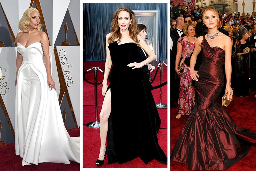 歷年奧斯卡獎紅毯最美的 20 套經典造型回顧